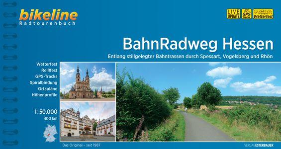 Bahnradweg Hessen Durch Vogelsberg Und Rhon