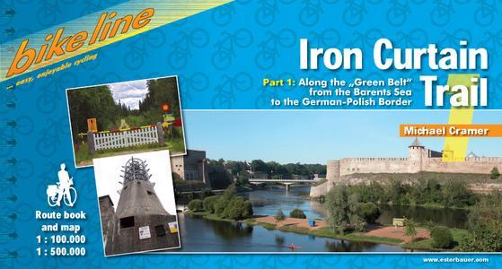 Iron Curtain Trail 1 Barents Sea - German-polish Border