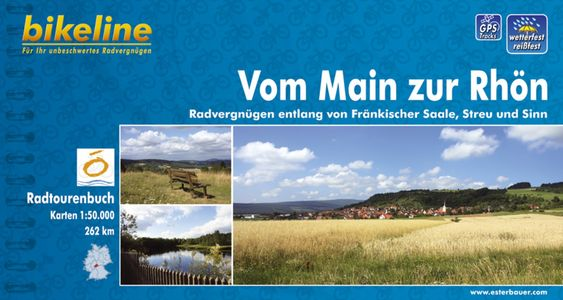 Main Zur Rhoen Von Frankischer Saale -streu Und Sinn
