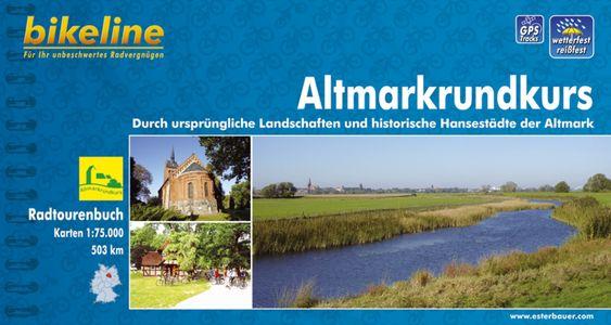 Altmarkrundkurs Durch Landschaften/historische Hansestadte