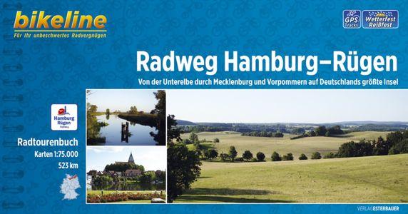 Hamburg - Rügen Radweg durch Mecklenburg-Vorpommern