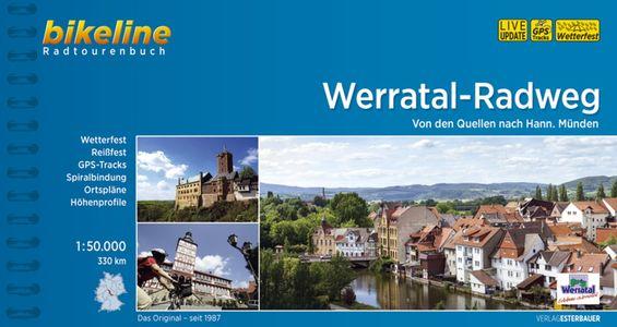 Werratal - Radweg Von Den Quellen Nach Hann. Muenden