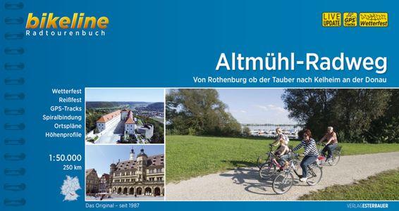 Altmuehl Radweg Von Rothenburg Nach Kelheim