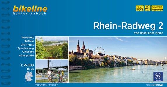 Rhein Radweg 2 Basel - Mainz