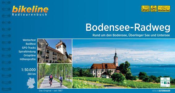 Bodensee-Radweg. rund um Überlinger see und Untersee