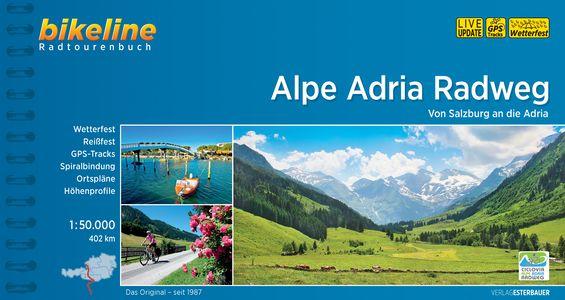 Alpe Adria Radweg Von Salzburg an die Adria GPS