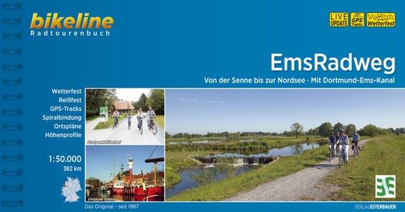 Emsradweg Von Quellen Zur Mundung Mit Dortmund-ems-kanal