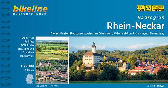 Rhein - Neckar zwischen Oberrhein, Odenwald uns Kraichgau-Stromberg