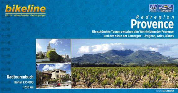 Provence Radregion Touren zwischen den Weinfeldern und der Küste Camargue