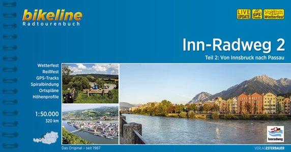 Inn Radweg 2 Innsbruck - Passau