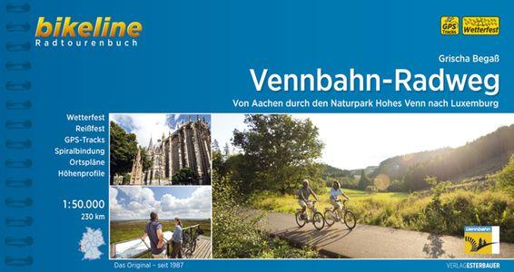 Vennbahn - Radweg Aachen durch Naturpark Hohes Venn nach Luxemburg