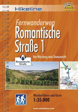 Romantische Strasse 1 Fernwanderweg