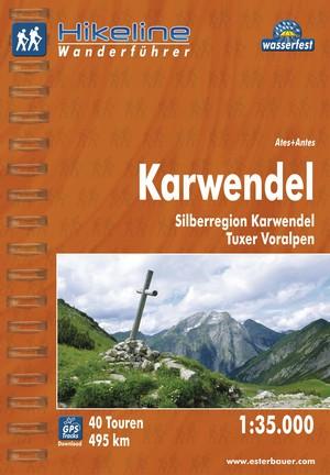 Karwendel Wanderfuhrer