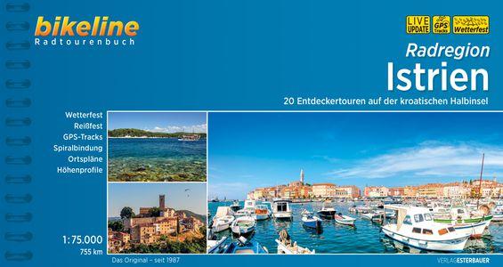 Istrien Radregion 20 touren die Halbinsel entdecken