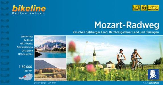 Mozart - Radweg zw. Salzburger land, Berchtesgadener Land und Chiemgau
