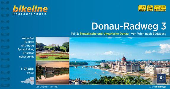 Donau - Radweg 3 Wien-budapest