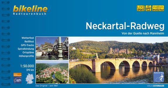 Neckar Radweg Wp Von Der Quelle Nach Mannheim