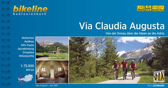 Via Claudia Augusta Von der Donau über die Alpen an die Adria