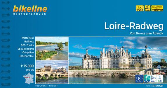 Loire Radweg Von Nevers Zum Atlantik