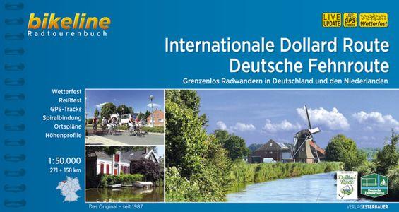 Internationale Dollardroute - Deutsche Fehnroute  D - NL