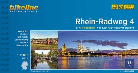 Rhein Radweg 4 Von Köln nach Hoek van Holland