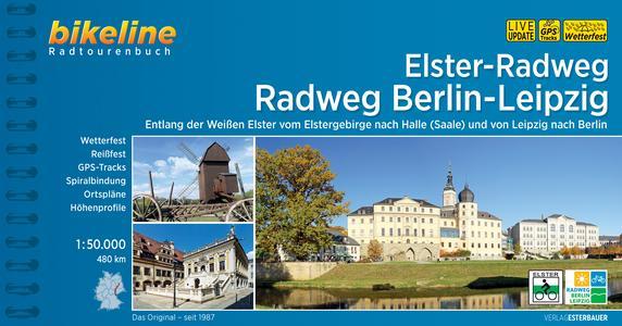 Elster Radweg Berlin - Leipzig Radweg