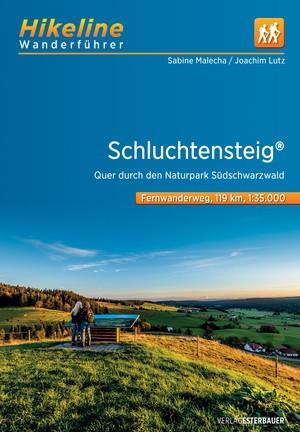 Schluchtensteig Quer durch den Naturpark Südschwarzwald