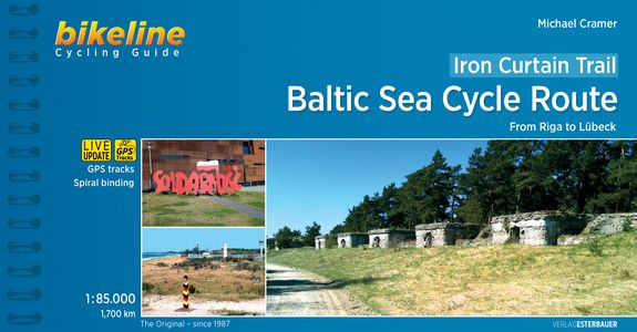 Iron Curtain Trail Baltic Sea From Riga to Lübeck