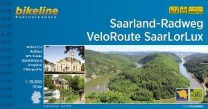 Saarland Radweg - VeloRoute SaarLorLux