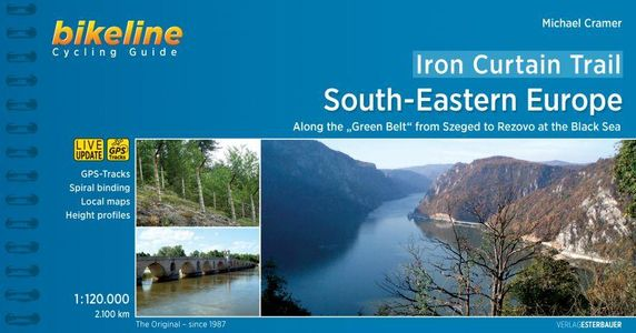 Iron Curtain Trail 5: South-Eastern Europe