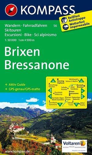 Kompass WK56 Brixen, Bressanone