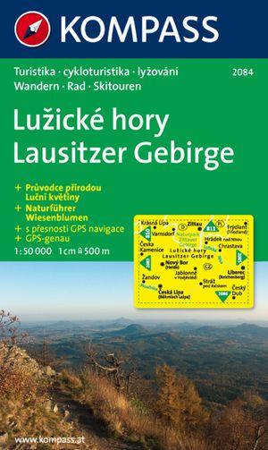 Kompass WK2084 Lausitzer Gebirge