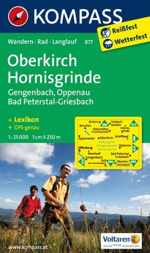 Kompass WK877 Oberkirch, Hornisgrinde