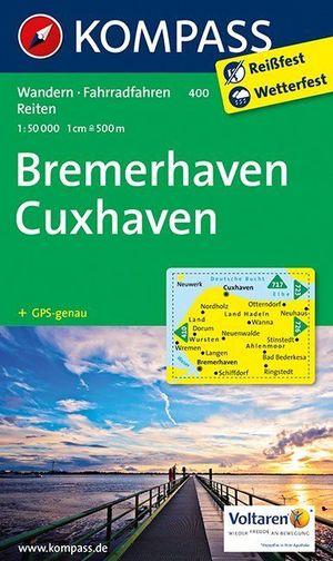 Kompass WK400 Bremerhaven, Cuxhaven
