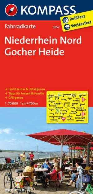 Kompass FK3052 Niederrhein Nord, Gocher Heide