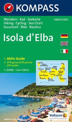Kompass WK2468 Elba