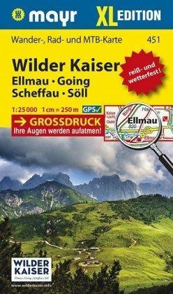 Mayr Xl451 Wilder Kaiser