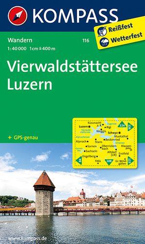Kompass WK116 Vierwaldstätter See, Luzern