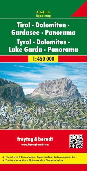 F&B Tirol, Dolomieten, Gardameer Panorama