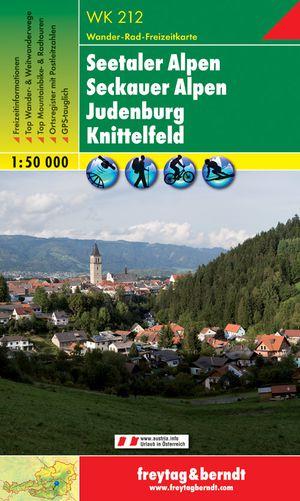 F&B WK212 Seetaler Alpen, Seckauer Alpen, Judenburg, Knittelfeld