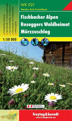 F&B WK021 Fischbacher Alpen, Roseggers Waldheimat, Mürzzuschlag