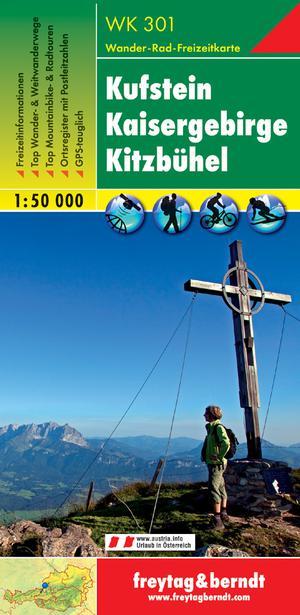 F&B WK301 Kufstein, Kaisergebirge, Kitzbühel
