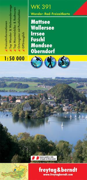 F&B WK391 Mattsee, Wallersee, Irrsee, Fuschl, Mondsee, Oberndorf