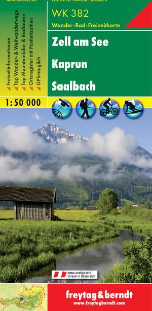 F&B WK382 Zell am See, Kaprun, Saalbach