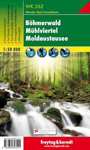 F&B WK262 Bohemer Wald, Mühlviertel, Moldau Stausee