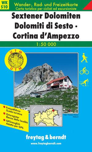F&B WKS10 Sextener Dolomiten, Cortina d'Ampezzo