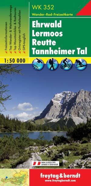 F&B WK352 Ehrwald, Lermoos, Reutte, Tannheimer Tal