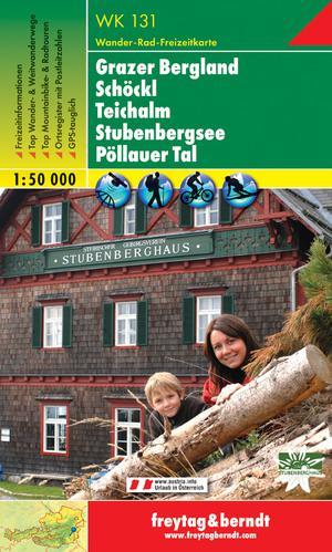 F&B WK131 Grazer Bergland, Schöckl, Teichalm, Stubenbergsee