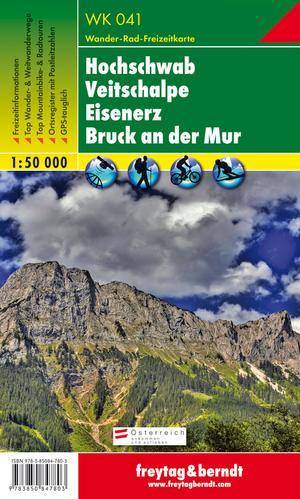 F&B WK041 Hochschwab, Veitschalpe, Eisenerz, Bruck a,d, Mur