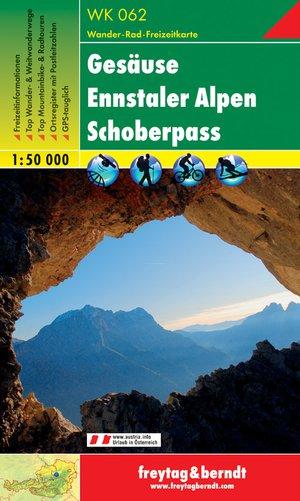 F&B WK062 Gesäuse, Ennstaler Alpen, Schoberpass